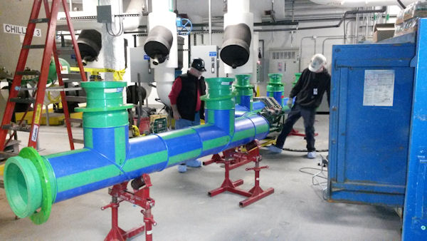 Industrial Piping Compressed Air Piping Reverse