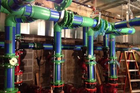 Polyethylene Pipe | Fiberglas Products | Stormwater